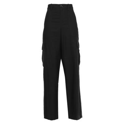 VINCE. パンツ ブラック 0 レーヨン 90% / ナイロン 10% パンツ