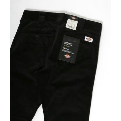 パンツ Dickies/ディッキーズ スリムフィットコーデュロイナローパンツ/ブラック