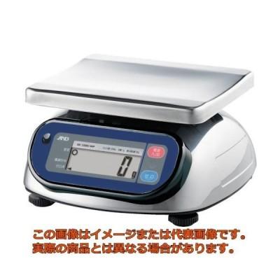 A&D 防塵防水デジタルはかり(検定付・4区) SK1000IWPA4