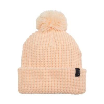ユニセックス 帽子 キャップ Lydia Pom Beanie