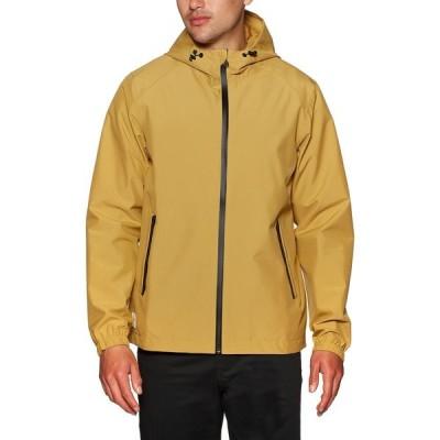 グローブ Globe メンズ ジャケット アウター Breaker Spray Windproof Jacket Honey