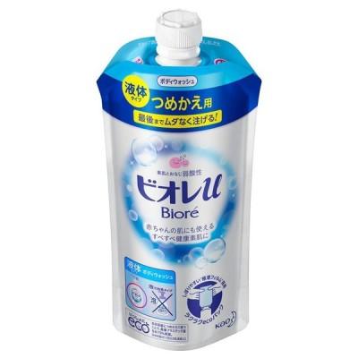 ビオレu つめかえ用 340ml 花王株式会社 (D)