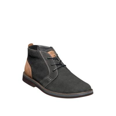 ノンブッシュ メンズ ブーツ・レインブーツ シューズ Barklay Plain Toe Chukka Boots