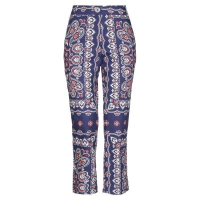 マヌーシュ MANOUSH パンツ ブルー 36 コットン 100% パンツ