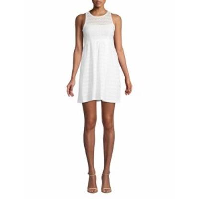 ナネットレポー レディース ワンピース Hip City Lace Mini Dress