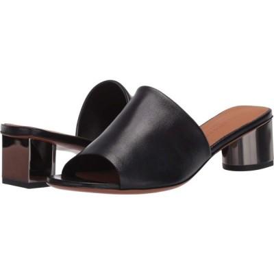 ロベール クレジュリー Clergerie レディース サンダル・ミュール シューズ・靴 Lea Black Nappa