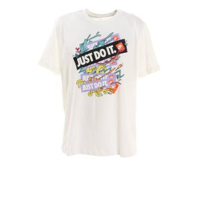 ナイキ(NIKE)Tシャツ メンズ 半袖 NSW JDI イラストレーション DD1263-100 カットソー