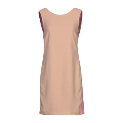 DIMORA ミニワンピース&ドレス ローズピンク 44 ポリエステル 100% ミニワンピース&ドレス
