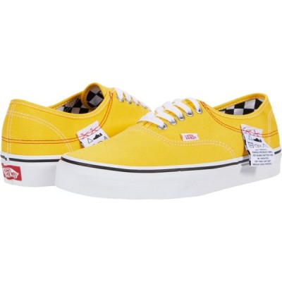 ヴァンズ Vans レディース シューズ・靴 Authentic(TM) HC Lemon Chrome/True White