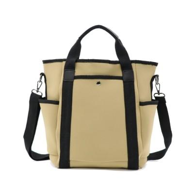 Bonjour Sagan / 【グッシオベーシック】ネオプレーン 2WAYトートバッグ WOMEN バッグ > トートバッグ