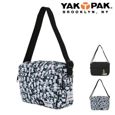 ヤックパック ショルダーバッグ ザ・シンプソンズ×ヤックパック メンズ レディース  9525327-F YAKPAK | 撥水 斜めがけ