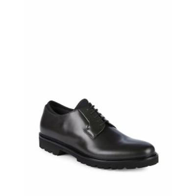 セオリー メンズ シューズ オックスフォード 革靴 Keaton Leather Dress Shoes