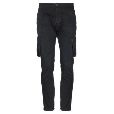 DEN I'M パンツ ブラック 30 コットン 98% / ポリウレタン 2% パンツ