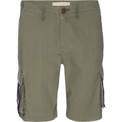 ニフティジーニアス Nifty Genius メンズ ショートパンツ カーゴ ボトムス・パンツ Cargo Shorts Olive