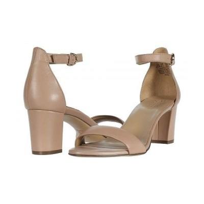 Naturalizer ナチュラライザー レディース 女性用 シューズ 靴 ヒール Vera - Barely Nude Leather