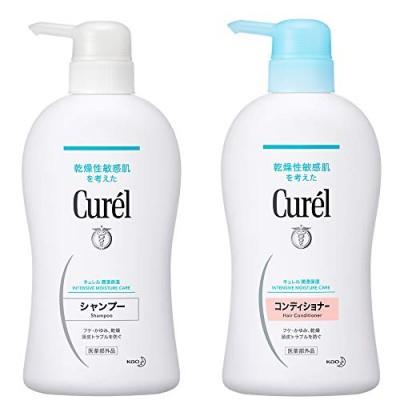 【セット買い】キュレル シャンプー&コンディショナー