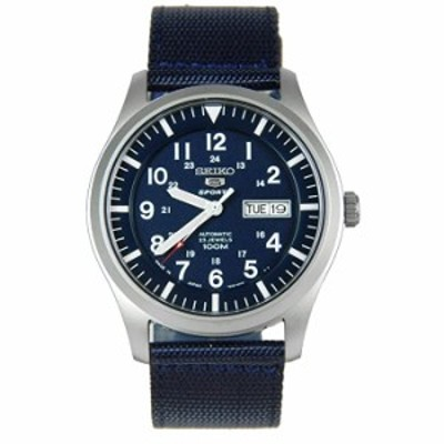腕時計  [セイコー]SEIKO 5 ファイブ スポーツ 腕時計  メンズ 日本製モデル SNZG11J1 [逆輸入]