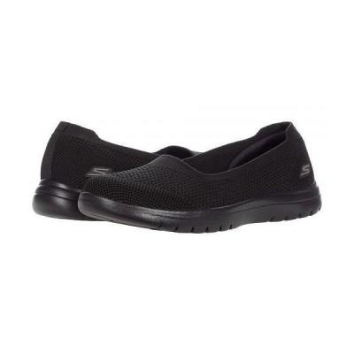 SKECHERS Performance スケッチャーズ レディース 女性用 シューズ 靴 スニーカー 運動靴 On-The-Go Flex - Black