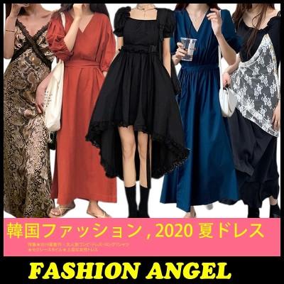※609更新※※2020夏新作!韓国ファッション/ワンピース /スカート/レブラウス/ブラウス/スリム/レディース/ファッションシャツ/ワンピース/シャツワンピース