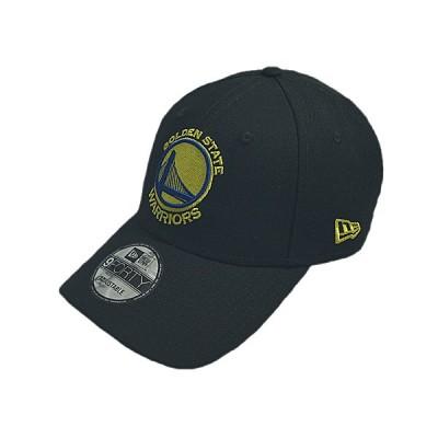 ニューエラ NEW ERA NBA ストラップバックキャップ 帽子 9FORTY NBA THE LEAGUE GOLDEN STATE WARRIORS ゴールデンステート ウォリアーズ BLACK ブラック