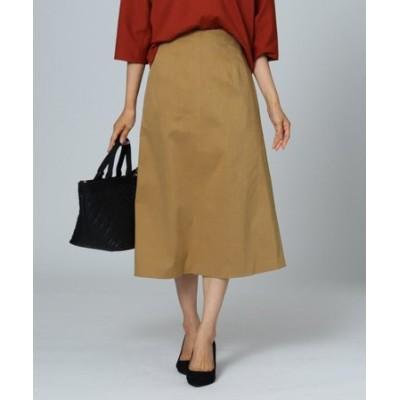 【洗える】バックベントAラインスカート