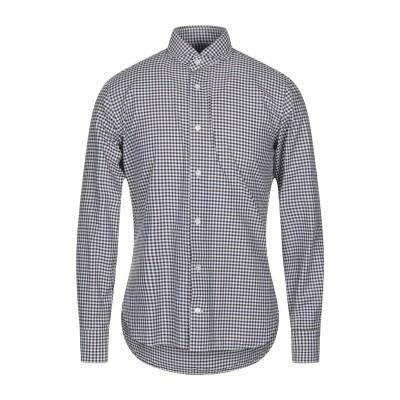 ダノリス DANOLIS シャツ ホワイト 39 コットン 100% シャツ