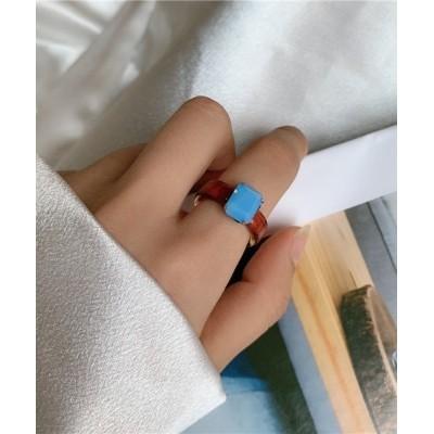 指輪 Geel/ストーンクリアリング