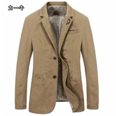メンズ ジャケット 秋 冬 春 夏 最新 トレンド メンズ テーラードジャケット スーツ生地 大人気メンズ ブレザー