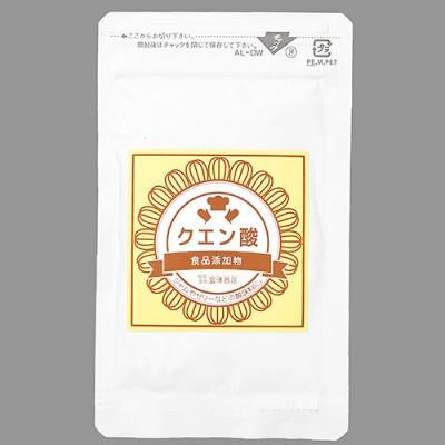クエン酸 / 30g 膨張剤・香料・色素・凝固剤・添加物 添加物