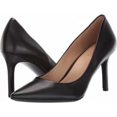 ナチュラライザー Naturalizer レディース パンプス シューズ・靴 Anna Black Leather