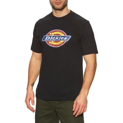 ディッキーズ Dickies メンズ Tシャツ トップス icon logo short sleeve t-shirt Black