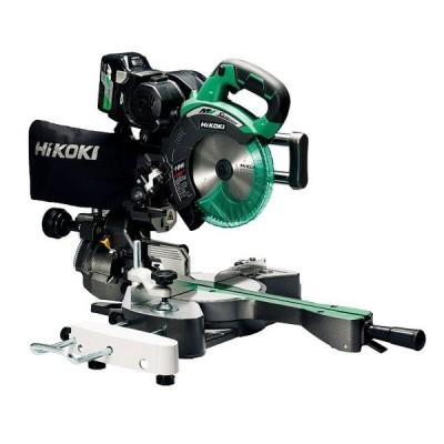 HiKOKI C3607DRA(XP) レーザーマーカ付 マルチボルト 190mmコードレス卓上スライドマルノコ 新品 代引き便不可 ハイコ−キ 日立工機 C3607DRA XP
