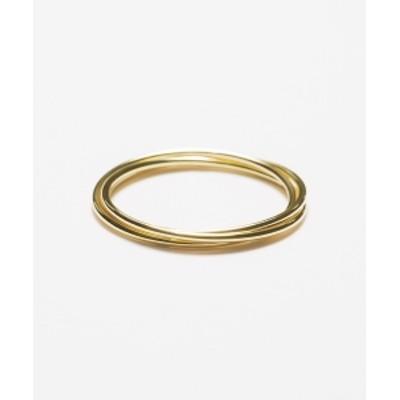 SHUN OKUBO / Wire 3連 Ring◇