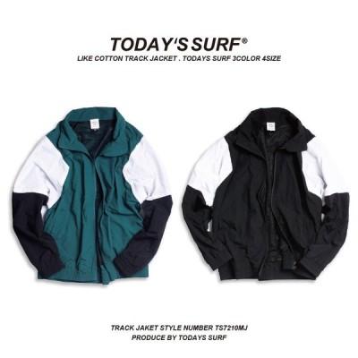TODAY'S SURF ジャンパー ブルゾン メンズ アウター ジャケット 80年代 org