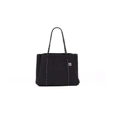 「Q」 Qbag トートバッグ Qバッグ Sサイズ パリ発のネオプレンバッグ 軽量 大容量 マザーズバッグ としても使え?