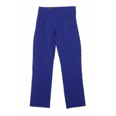 ファッション パンツ Inc International Concepts Goddess Blue Curvy-Fit Cropped Pants 0
