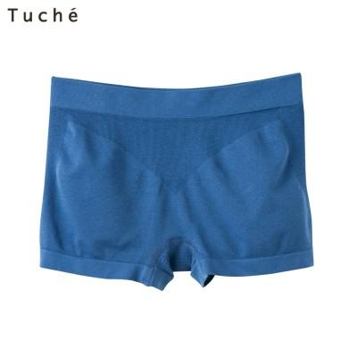 GUNZE グンゼ Tuche 【3D立体成型】レギュラーショーツ(レディース)【よりどり割対象】 ルアンブルー M