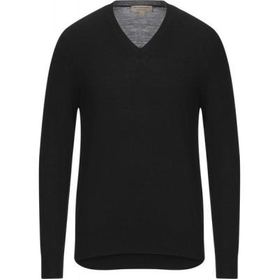 バーバリー BURBERRY メンズ ニット・セーター トップス sweater Black