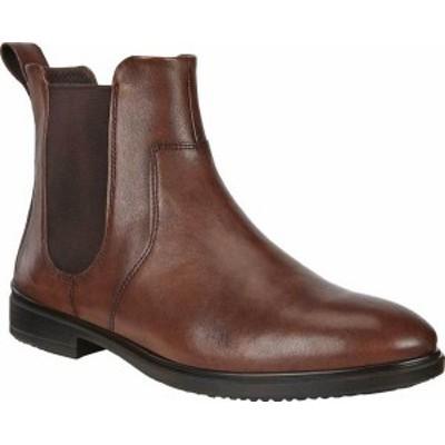エコー レディース ブーツ・レインブーツ シューズ Touch 15 Chelsea Boot Cognac Full Grain Leather
