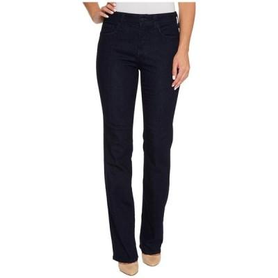 エヌワイディージェイ レディース デニムパンツ ボトムス Marilyn Straight Jeans in Rinse