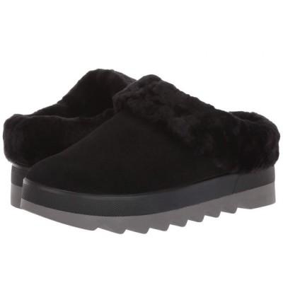 クーガー Cougar レディース ブーツ シューズ・靴 Pronya Waterproof Black Suede/Shearling