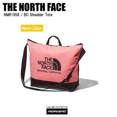 THE NORTH FACE ノースフェイス バッグ BC SHOULDER TOTE BCショルダートート NM81958 マイアミP