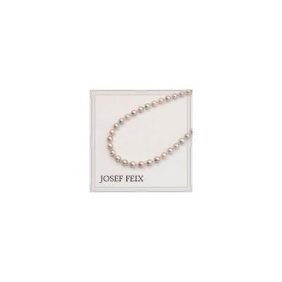 ドイツ製小粒 ピンク&グリーンパール調ガラスビーズネックレスFEIX