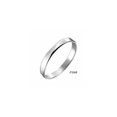 【店頭渡し可】【単品】 True Love Pt900 P268 結婚指輪(マリッジリング) PILOT(パイロットコーポレーション) トゥルーラブ