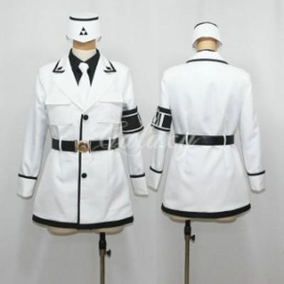 青春×機関銃 赤羽 市 あかばね いち 軍服 制服 コスプレ衣装 cc1695