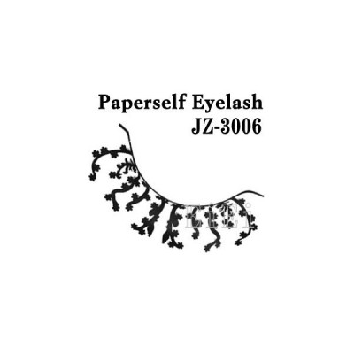 アートペーパーラッシュ,つけまつげ,プロ用,紙のつけまつ毛,新感覚のアイラッシュ 蔓 JZ-3006