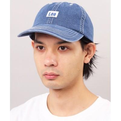 8(eight) / Lee デニム ベースボール ロー キャップ MEN 帽子 > キャップ