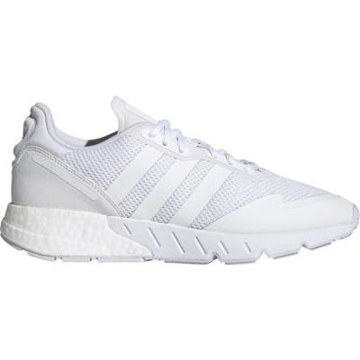 アディダス スニーカー シューズ メンズ adidas Originals Men's ZX 1K Boost Shoes White/White/White