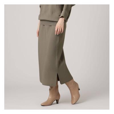 【グローブ/grove】 【STYLE YOURSELF】ラッスルヤーンガーターニットスカート