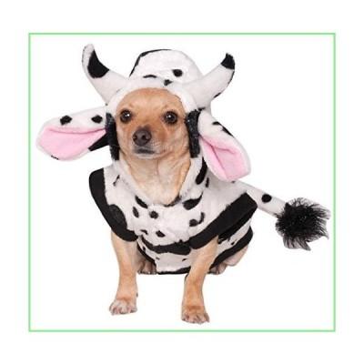 Rubie's Cow Pet Costume, Small, Multicolor 並行輸入品